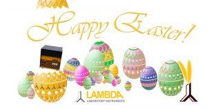 LAMBDA wünscht Ihnen Frohe Oster!
