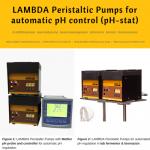 LAMBDA Dosierpumpen mit pH-Regler von Mettler