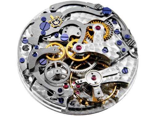Mit der Genauigkeit einer Schweizer Uhr