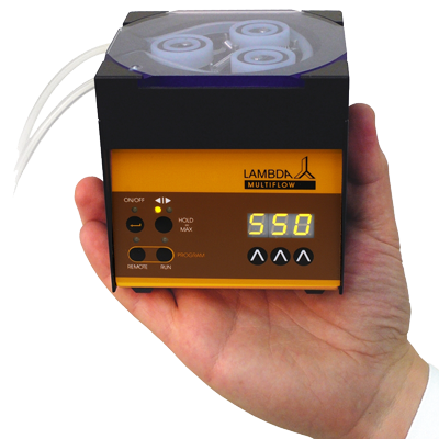 Buy LAMBDA laboratory peristaltic pump online
